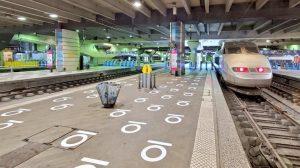 Gare Paris @Oxy
