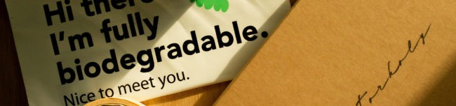 INNOVATION : vous avez entendu parler des encres compostables ?
