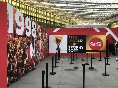 Panneaux Coca Cola