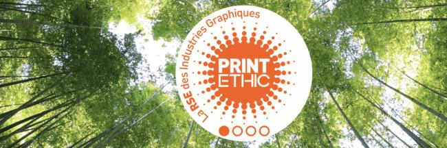 Démarche RSE : le label PRINT ETHIC gagne du terrain